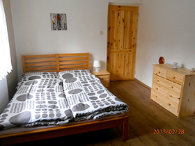 Vesec Cottage - apartment for 4 persons