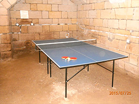 Ferienhaus Vesec - Ping-pong
